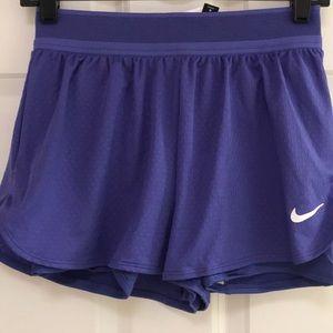 Nike 2-in-1 Tennis/Pickleball/Athletic Shorts NWT!